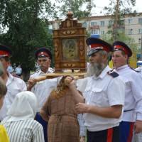 Праздник в честь Явления Урюпинской иконы Божией Матери