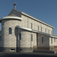 Строительство храма-памятника во Имя Святой Троицы