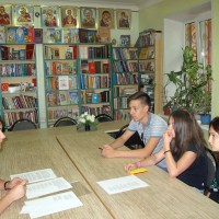 Рабочее совещание о подготовке праздника