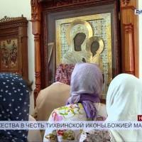 Праздничные торжества в Дубовском храме
