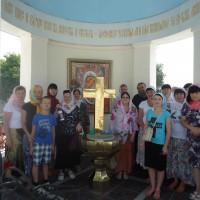 Паломническая поездка коллектива больницы
