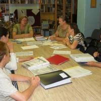 Рабочее совещание директоров воскресных школ