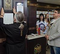 В Волгоград прибыла Иверская икона Богородицы