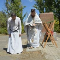 Крестный ход и заупокойное богослужение