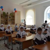 Освящение нового здания Православной гимназии