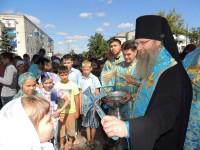 Молебен в Урюпинске