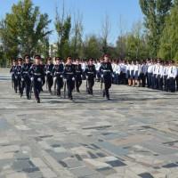 День рождения казачьего кадетского корпуса К.И. Недорубова