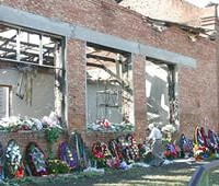 На Мамаевом кургане отслужат панихиду по жертвам теракта в Беслане