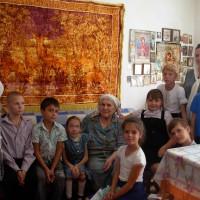 Благотворительная акция ко Дню пожилого человека