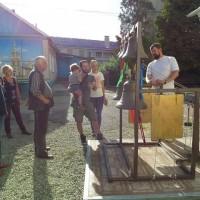Художники посетили Никольский кафедральный собор
