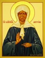 Мощи святой Матроны Московской прибудут в Михайловку