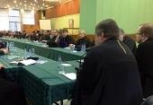 В Москве прошло совещание