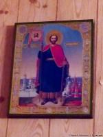 Икона Александра Невского в Старополтавском храме