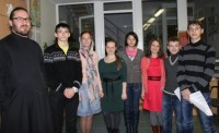 Собрание молодёжи Волжского благочиния