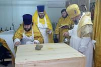 Владыка Иоанн совершил Чин Великого освящения храма