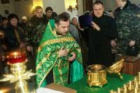 Мощи святой Матроны Московской в Камышине