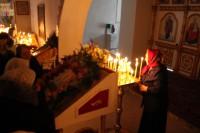 Икона святой Матроны Московской пребывает в Урюпинске