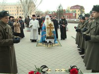 В Волгограде вспоминают жертв теракта