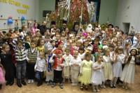 Рождественская ёлка в Михайловском благочинии