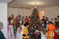 Рождественская ёлка в Николаевске