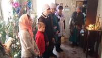 Праздничное богослужение в ст. Сиротинской