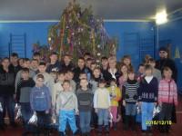 Визит в Тормосиновский детский дом