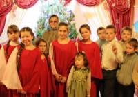 «Рождественская история» в Доме инвалидов