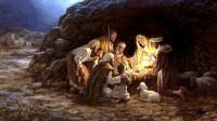 Рождество Христово, Ангел прилетел…