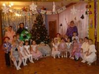 Праздник Рождества Христова в детском саду