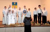 Певческий коллектив «Преображение» выступил в мэрии