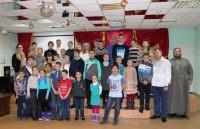 Воскресная школа посетила детский дом
