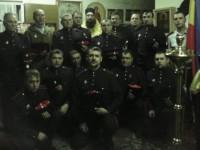 Новые казаки приняли присягу