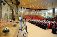 Участие в Соборе Русской Православной Церкви