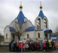 Экскурсия воспитанников детского сада в храм