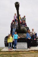 Экскурсия по местам  боевой славы