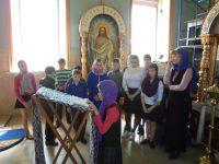 Конкурс чтецов на Церковно-славянском языке