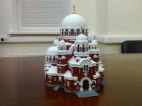 Студенты создали 3D-модель собора
