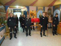Заключённые участвовали в Божественной литургии