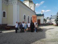 Участники фестиваля посетили собор