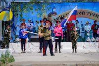 Праздник Троицы в станице Пугачёвской