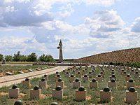 «Часовня мира» на кладбище