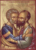 Великий праздник апостолов Петра и Павла