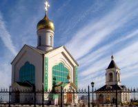 Передача о волгоградском храме