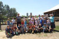 Детский отдых воспитанников воскресной школы