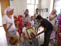 Спектакль с участием юных воспитанников «Светлицы»