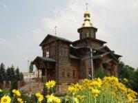 Храм в станице Арчединской