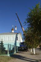 Золотые купола над Камышином