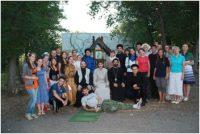 Участие в Школе православного молодёжного служения