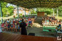 Православный день в лагере