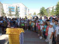 Молебен для учащихся в Урюпинске
